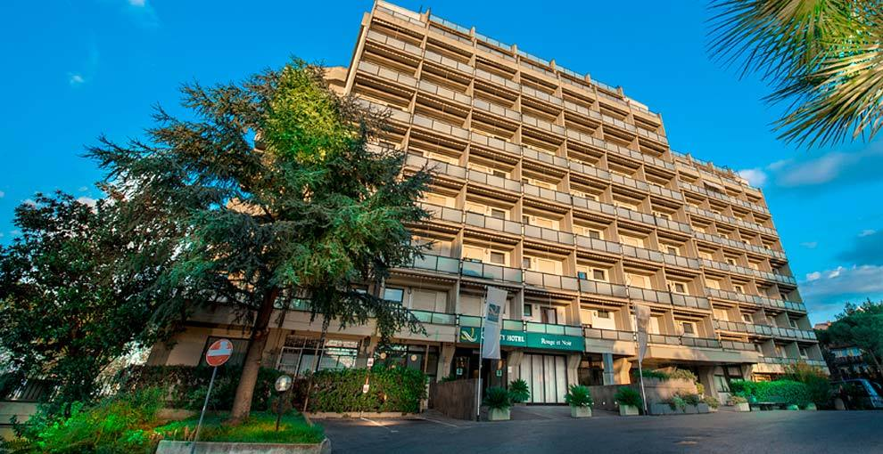 Rouge Et Noir Hotel 4 star in Rome - 4 star hotel in Rome with ...